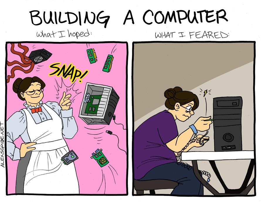 182—Build-a-PC